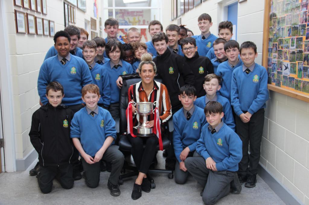 Sinéad Woods – All Ireland Winner